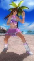 Kasumi cheerleader doa5