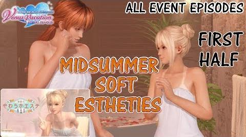 DOAXVV All event episodes of Midsummer soft estheties (first half) event