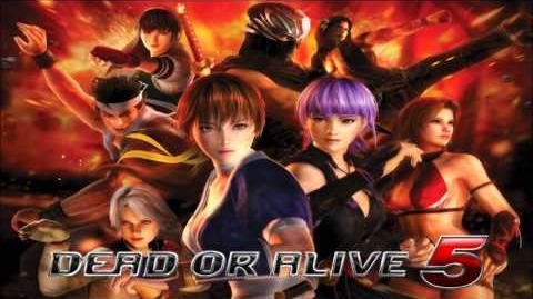 Dead or Alive 5 OST - Cheerful Buddhist Priest
