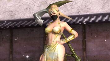 DOA5LR Rachel Ninja3