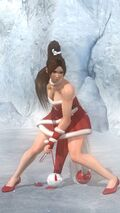 Mai santa helper costume 03
