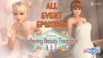 DOAXVV All event episodes of Midsummer softening beauty treatment (English) event