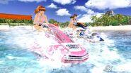 DOAX2 Race KasumiHitomi