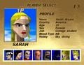 VF1 Sarah