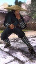 DOA5LR costume Ninja Clain VOL1 Brad