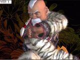 Gen Fu/Dead or Alive 4 costumes