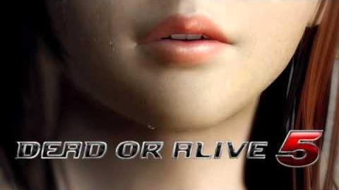 Dead or Alive 5 OST Polluted Air