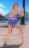 DOA5LR Valentine Days Costume Tina