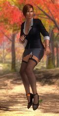 DOA5U Lisa School Screen