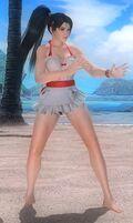DOA5LR Valentine Days Costume Momiji
