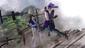 DOA5 Ayane vs Kasumi