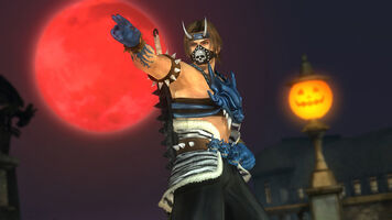 DOA5U Hayate Halloween 2014