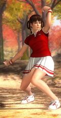 DOA5U Leifang Sports Screen