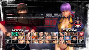 DOA5LR Costume Options