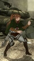 Kasumi Attack on Titan Mashup