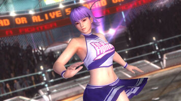 DOA5 Ayane Cheerleader