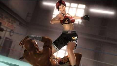 Dead Or Alive 5 Ultimate OST - Roar Of The Crowd (Mila)