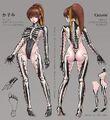Kasumi skeleton concept