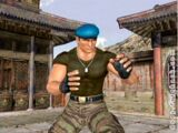 Bayman/Dead or Alive 3 costumes
