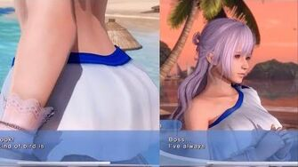 DOAXVV (English) - Character Episodes (Fiona) - 07 - Date Invitation