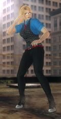 DOA5U Sarah Casual Screen
