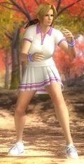 DOA5U Helena Sports Screen