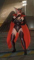 DOA5LR Tatsunoko Mashup Nyotengu Costume