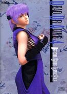 Dead or Alive 4 Official Guide Basic File A