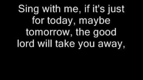 Dream On by Aerosmith lyrics