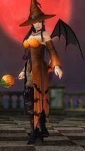 DOA5LR HALLOWEEN 2015 Costume Nyotengu