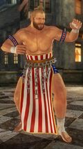 DOA5U halloween vol2 bass costume 13