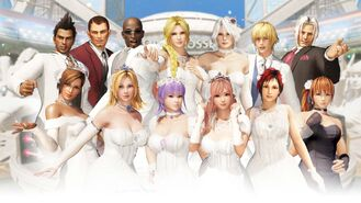 DOA6 Wedding 2