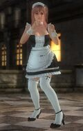 DOA5LR Honoka Maid Scr