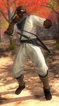 DOA5LR costume Ninja Clain Vol 2 Zack