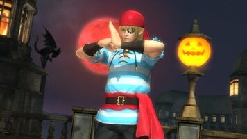 DOA5U Eliot Halloween