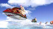 DOAX2 Race AyaneFangKasumiHitomi