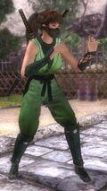 DOA5LR costume Ninja Clain VOL1 Hitomi