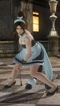 Mai maid costume 06