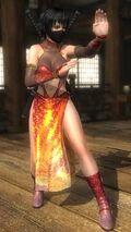 DOA5LR costume Ninja Clain Vol 3 Pai