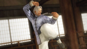DOA5 Brad China Pack DLC