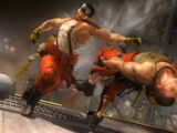 Bass Armstrong/Dead or Alive 5 command list