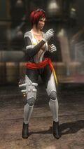 DOA5LR costume Fighter Force Mila