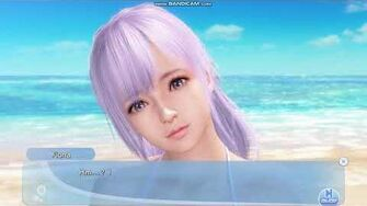 DOAXVV Fiona - Charactor Episodes 1 Steam Version