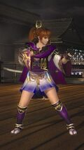 DOA5LR Samurai Warriors Costume Phase-4