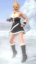 DOA5U Rachel Santa screen