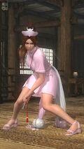 Mai nurse costume 05