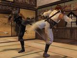 Ryu Hayabusa/Dead or Alive 4 command list