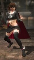 DOA5LR costume Fighter Force Leifang