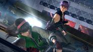 DOA5 Ayane vs Hitomi