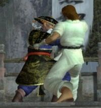DOAU Gen Fu vs. Ein